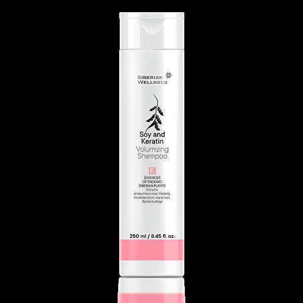 Shampoo volumizzante per capelli