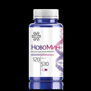Антиоксидантный комплекс «НовоМин», 120 капсул — купить с доставкой по РФ в Интернет-магазине Siberian Wellness: цена, отзывы
