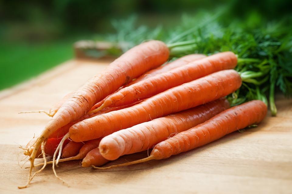 Морковь способствует скорейшему восстановлению после тренировок