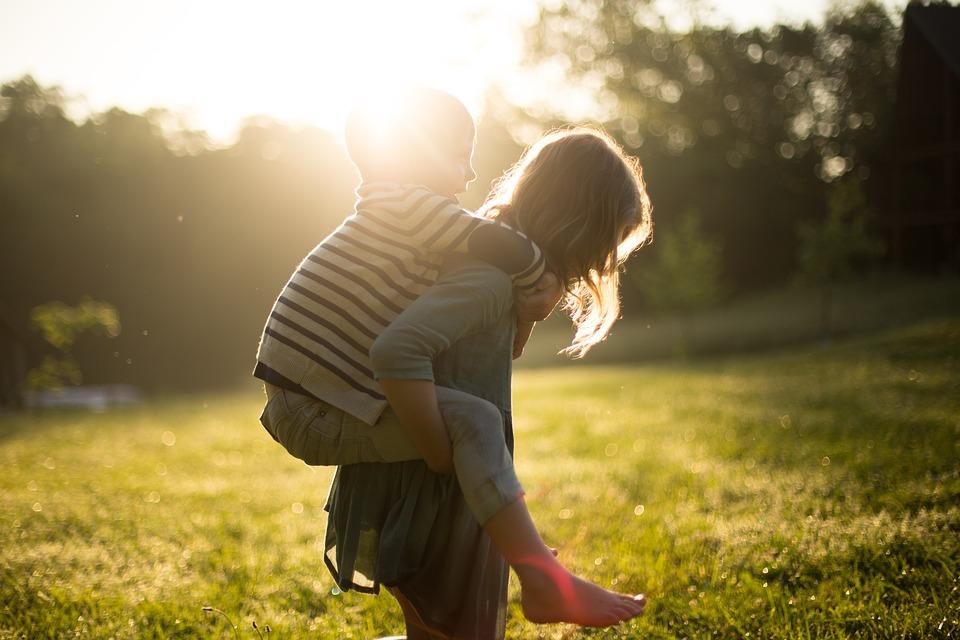 Задача: повысить активность ребенка.