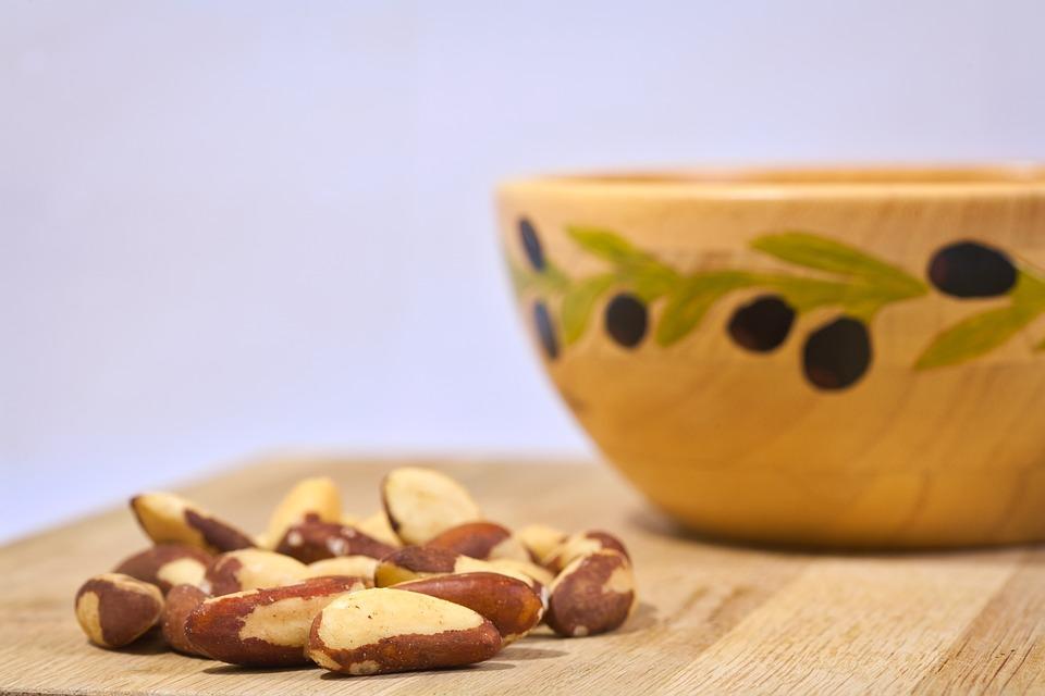 Пищевая непереносимость на орехи