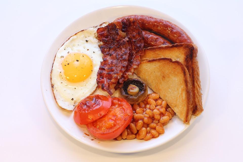 Жирный завтрак против метаболического синдрома
