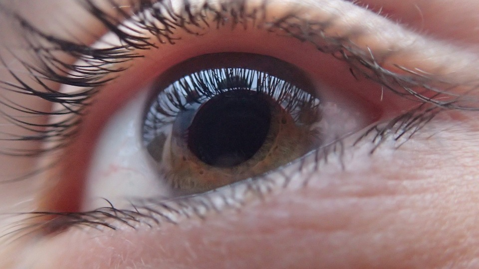Расслабляем глазные мышцы