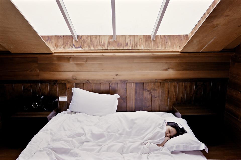 Чтобы с утра чувствовать себя бодрым, нужно быстро отойти ко сну